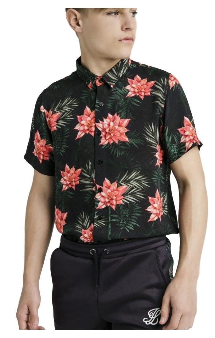 Camisa Illusive London Resorts Floral...