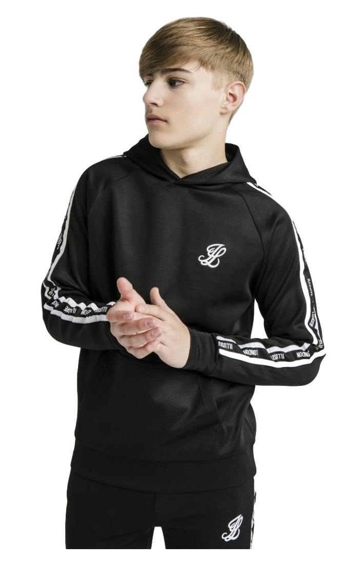 Camiseta Roone Roman Blanca logo negro