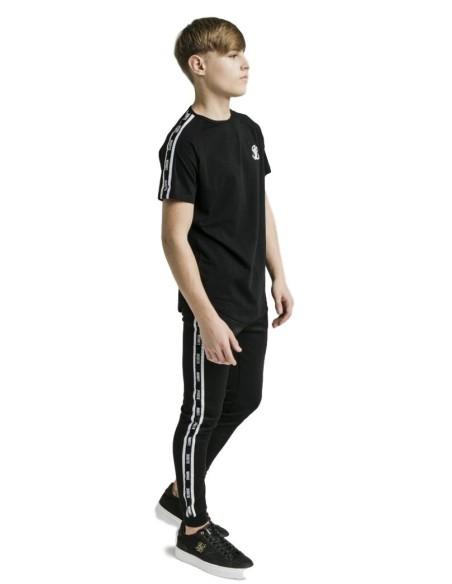 Camiseta Roone Roman Blanca con elástico RR