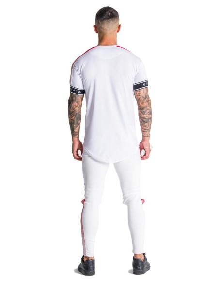 T-shirt Drich Modèle FC Blanc