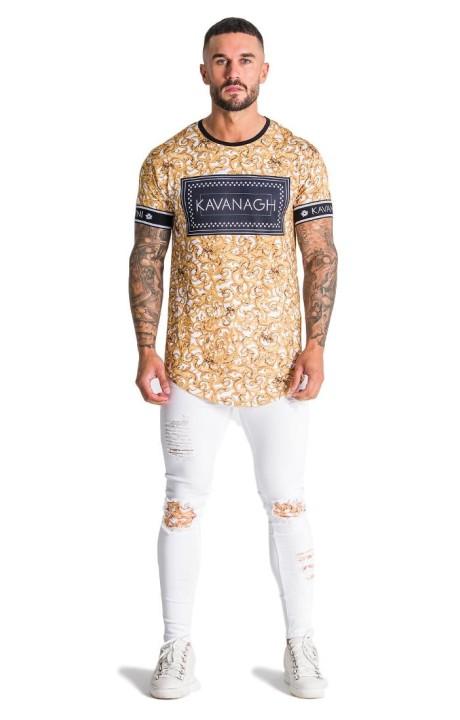 T-Shirt Drich Legeng Khabib White