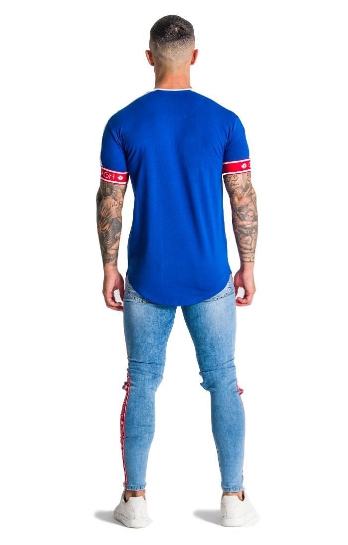 T-Shirt Drich Notoire Macgregor Blanc