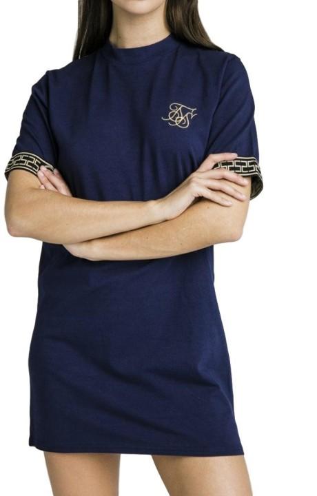 Robe de Siksilk type de t-shirt Affiche Couvercle de la Boîte Ajustement