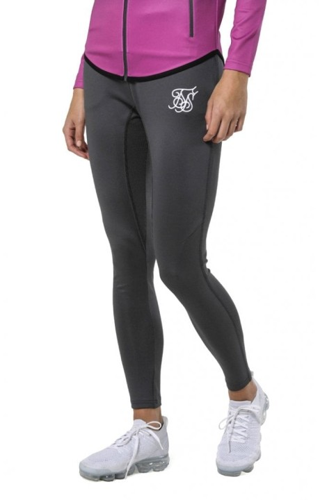 Pantalón SikSilk Athlete Gris