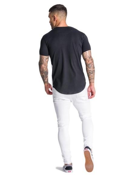 Jeans Short SikSilk Poster Black