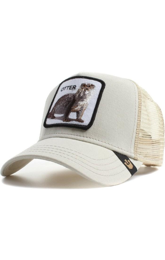Cap, Truker Goorin Bros Stone Otter