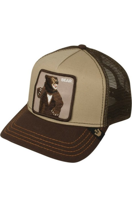 Cap, Goorin Bros Brown Bear