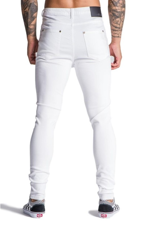 Pantalon Chino corto SikSilk Raw Hem Beige