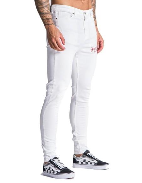 Pantalon Chino court SikSilk Raw Ourlet Beige