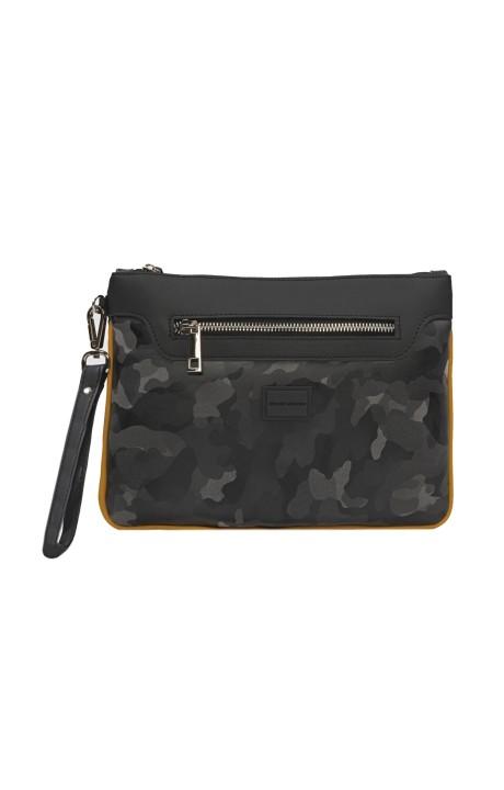 Hand bag Antony Morato woven effect rubber
