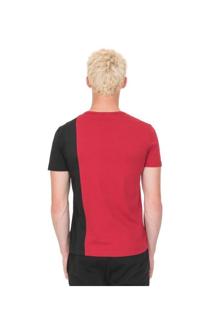estilo atractivo diferentemente venta limitada Camiseta SikSilk Raglan Tech Azul