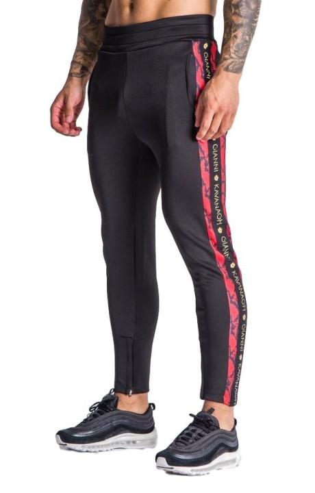 Pantalon de chandal Gianni Kavanagh Con Estampado de Serpiente