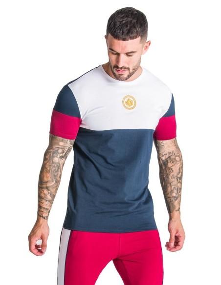 Camiseta Gianni Kavanagh Royalty Block Azul Marino