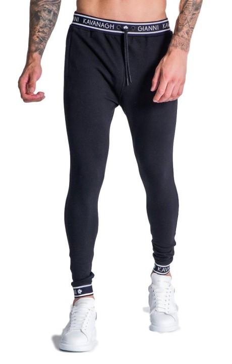 Pantalon de chandal Gianni Kavanagh Racer Negro