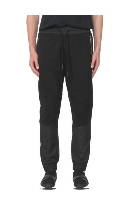 Pantalon Antony Morato Noir Molleton et Ergonomique