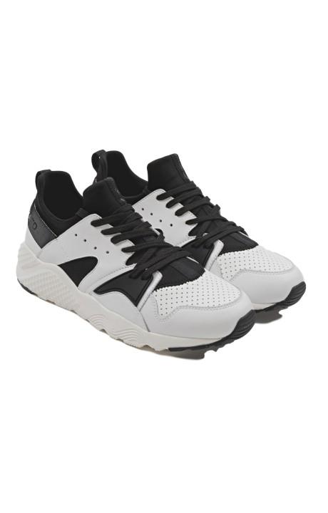 Chaussures De Course Antony Morato Lander Blanc