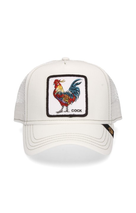 Gorra Goorin Bros Gallo Blanco