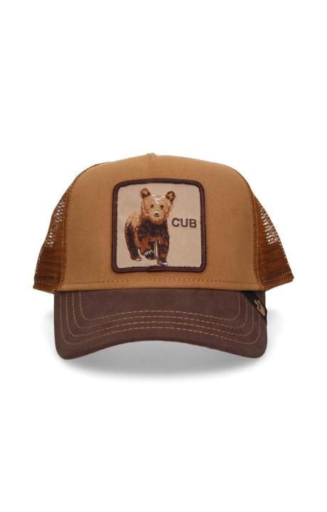 Cap, Goorin Bros Brown Cub Cub
