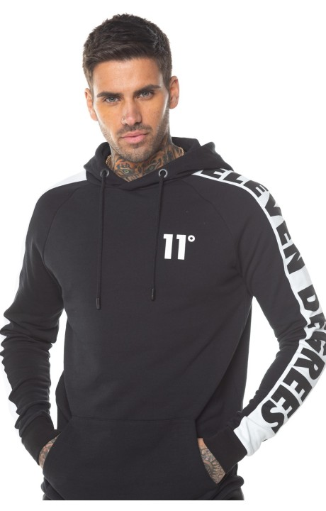 Hoodie 11 Degrees Odin Black