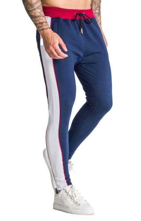 Pantalon de chandal Gianni Kavanagh Royalty Block Azul Marino