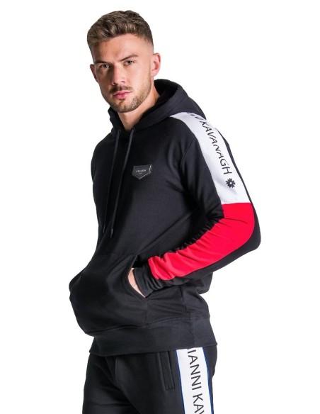 Sweatshirt Gianni Kavanagh Racer Block Black