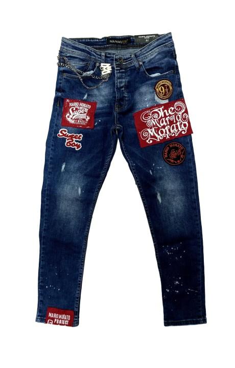 Jeans Mario Morato Skinny Fit Super Mario