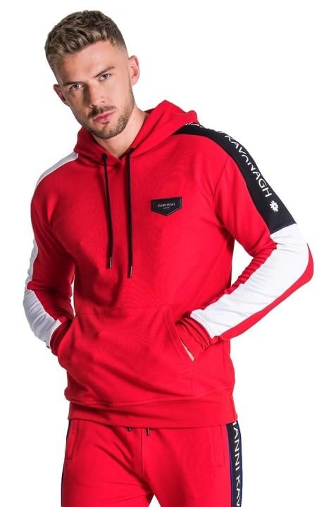 Sweatshirt Gianni Kavanagh Racer Block Red