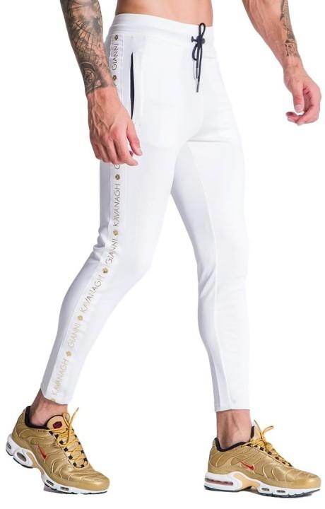Pants tracksuit Gianni Kavanagh GK1 White