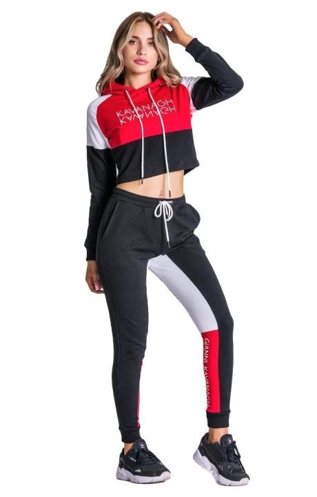 Pantalon Corto SikSilk Runner Rojo