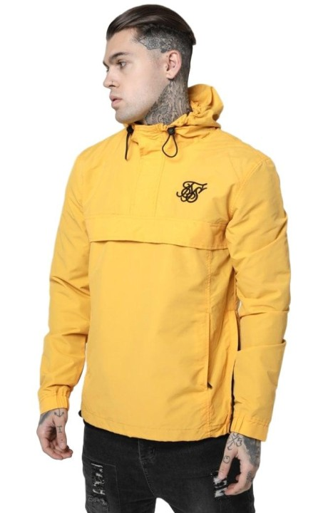 Short Winds SikSilk Energy Yellow