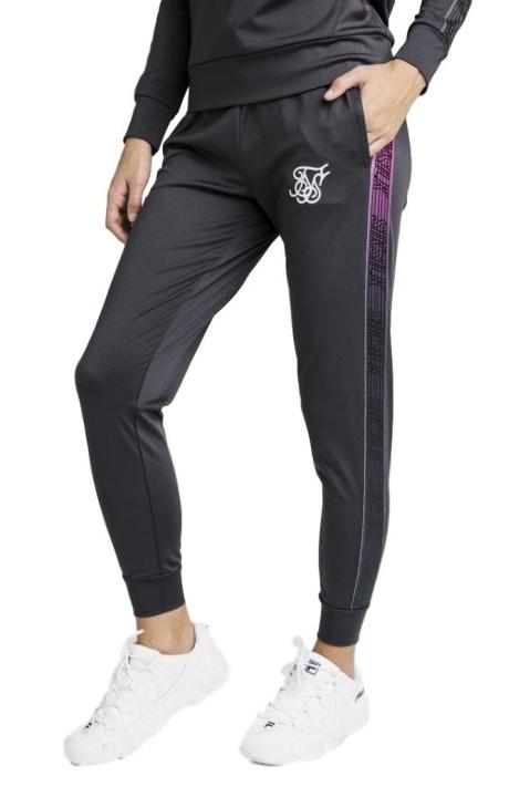 Pantalon de Chandal SikSilk Runner Track Gris Hierro