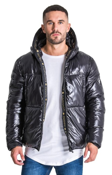 Jacket Gianni Kavanagh Glacier Black