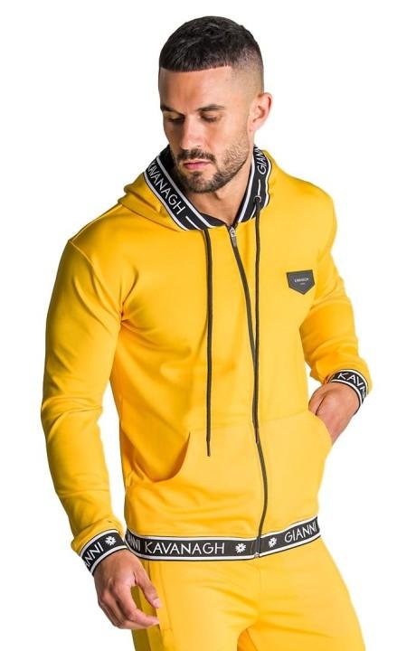 Jacket Tracksuit Gianni Kavanagh Sport Yellow