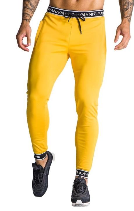 Jeans Gianni Kavanagh blanc porté