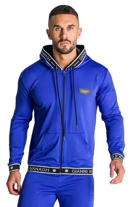 Chaqueta de Chandal Gianni Kavanagh Sport Azul