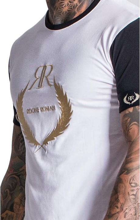 Camiseta Gianni Kavanagh Tropical con elastico GK