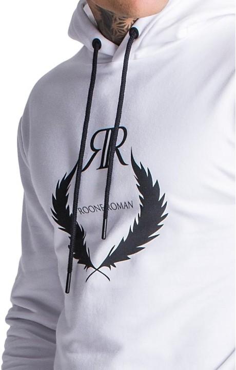 T-shirt Gianni Kavanagh White gold chain