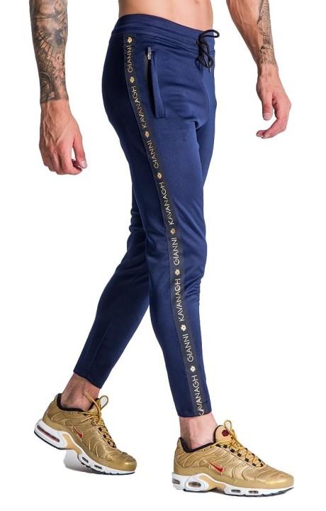 Pantalon de chandal Gianni Kavanagh GK1 Azul Marino