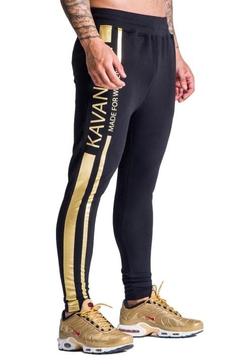 Pantalon de chandal Gianni Kavanagh Champion Racer Negro