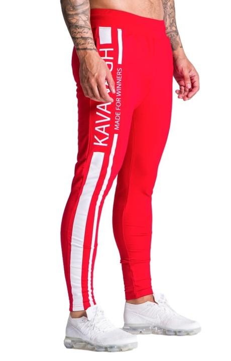Pantalon de chandal Gianni Kavanagh Champion Racer Rojo