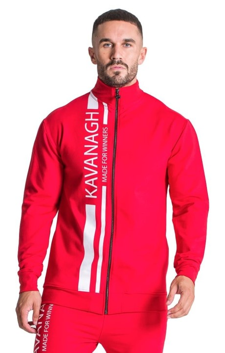 Jacket Tracksuit Gianni Kavanagh Champion Racer Red
