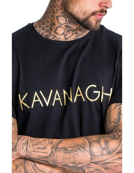 T-Shirt Gianni Kavanagh Straps White