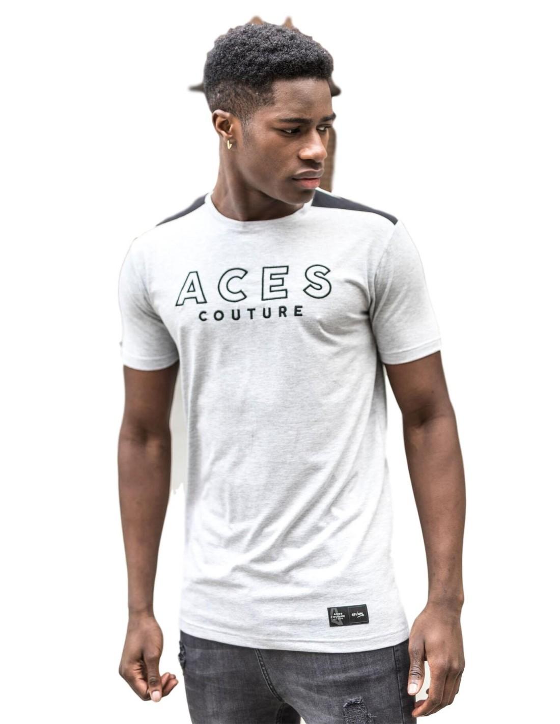 Camiseta Gianni Kavanagh Limited Negro y Blanco