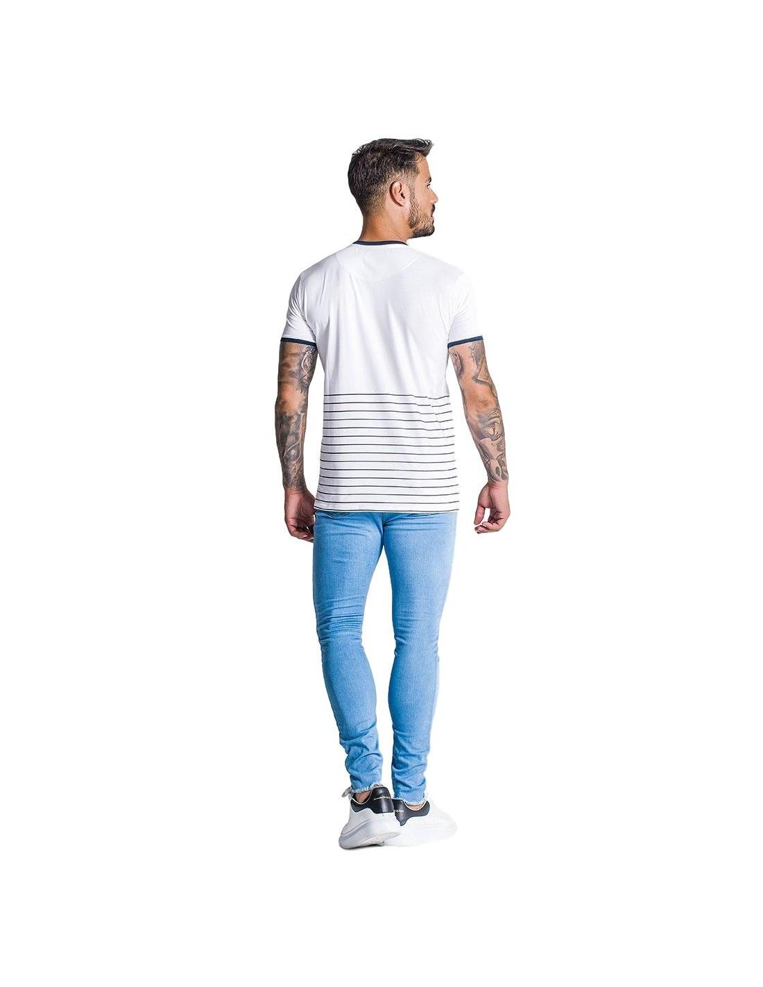 Femmes Couleur Chevron Panneau Contraste Sweat-shirt à Rayures Top Pantalon Survêtement
